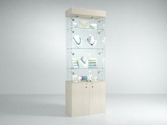 витрины для магазинов прилавки