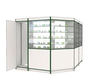 торговые витрины купить