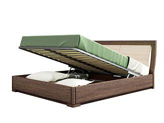 Кровать с подъёмным механизмом (160×190 см) As28.251-1900M