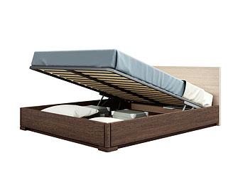 Кровать с подъёмным механизмом (180×200 см) As28.471M