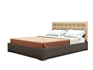 Двуспальная кровать As28.74