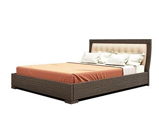 Двуспальная кровать As28.76