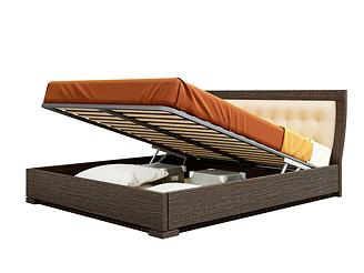 Двуспальная кровать As28.761