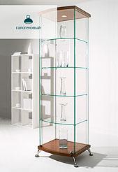 стеклянная витрина торговое оборудование