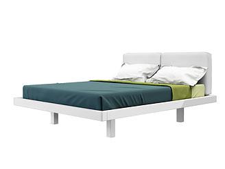 Двуспальная кровать (140×200 см) As76.34