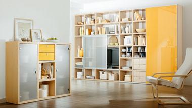 Мебель для гостиной горки стенки