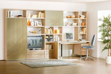Мебельные стенки для гостиной и молодежной комнаты