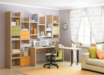 Дизайн молодежной спальни