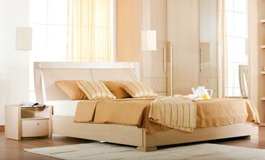 Итальянская двухспальная кровать
