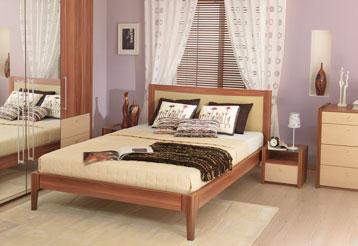 Комфортнвя двухспальная кровать
