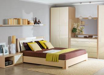 Кровать двуспальная Италия