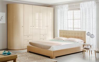 горизонтальная подъемная кровать
