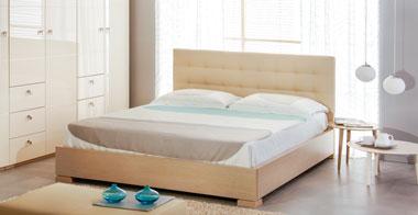интерьерные кровати с подъемным механизмом