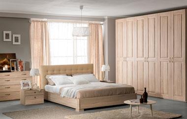 Спальня в класическом стиле