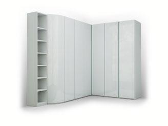Угловой шкаф