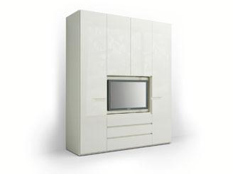Шкаф с местом под тв