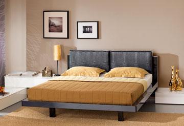 Кровать встиле хайтек