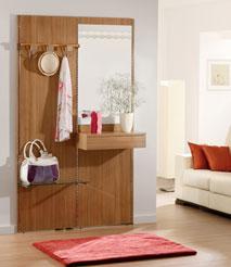 Мебель в маленькую прихожую