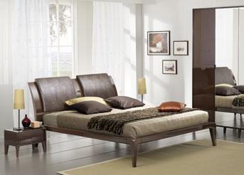 Стильная кровать