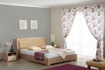 Мебель для спальни дуб беленый