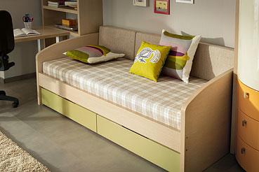 Молодежная кровать Twist